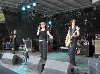 27.08.2006 - 700 Fans bei Rock am Bad