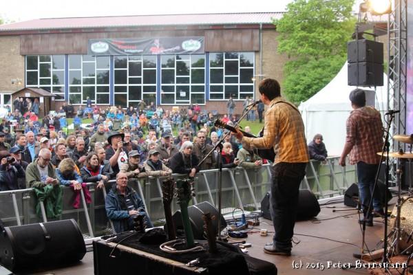 22. Grolsch Blues Festival - Mathieu Pesque & Roll Pignault