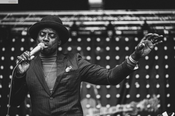 Afro Blues Project feat. Randolph Matthews, Photos Matthias Höing