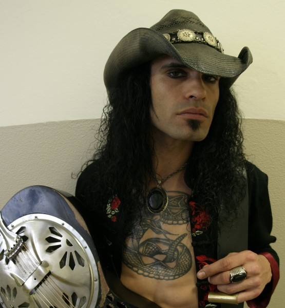 Eric Sardinas and Big Motor (USA)