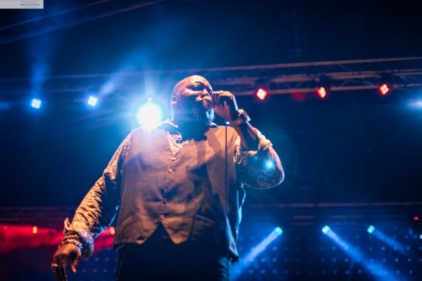 Sugaray Rayford and Band, Photo Matthias Höing