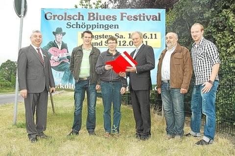 Blues-Macher ausgezeichnet