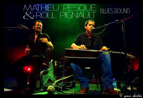 Mathieu Pesqué & Roll Pignault (F)