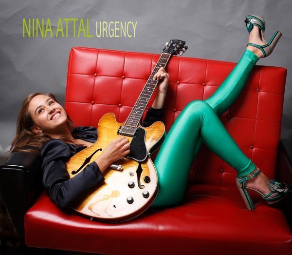 Nina Attal & Band (F)