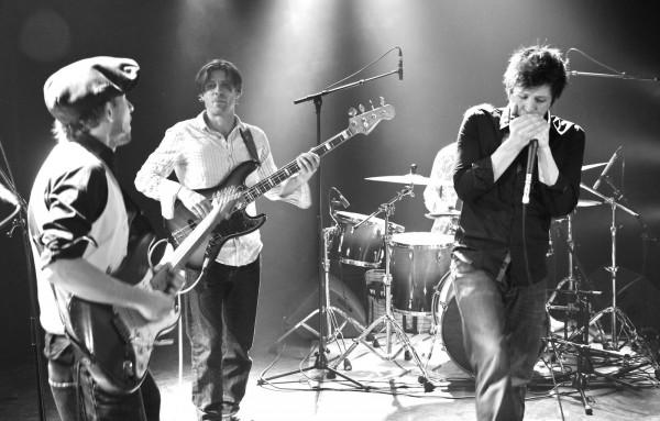 Charles Pasi & Band (F)