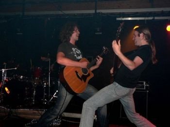 07.10.2007 - Auftritt mit hohem Spaßfaktor