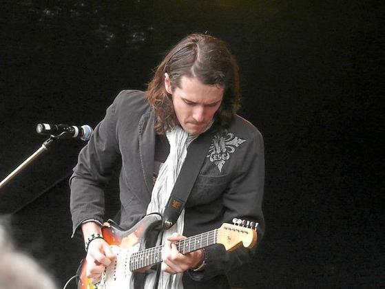 Leidenschaftliches Jungtalent und Clapton-Fan