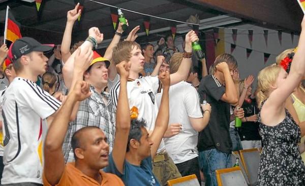 Kulturring zeigt Deutschland-Spiele