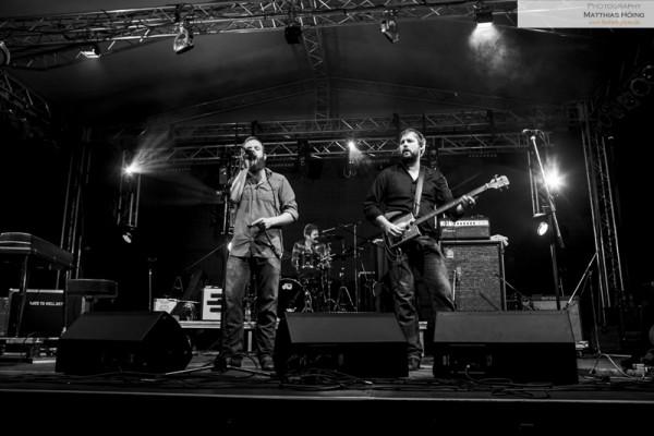 22. Grolsch Blues Festival (Sonntag), Matthias Höing