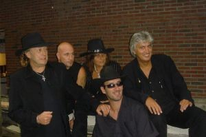 The TWELVE BAR BLUES BAND (NL)