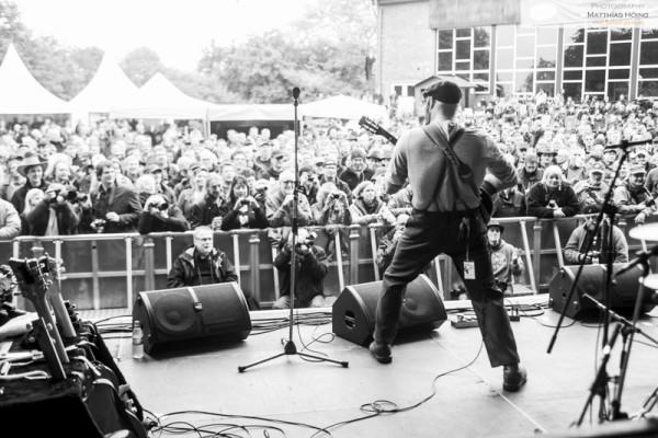 22. Grolsch Blues Festival (Samstag), Matthias Höing