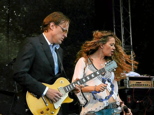 01.06.2009 - Bluesfestival mit großen Musikern