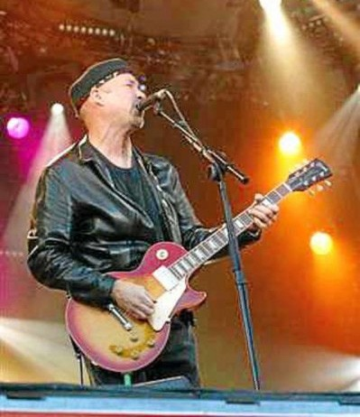31.03.2009 - Erdiger Bluesrock