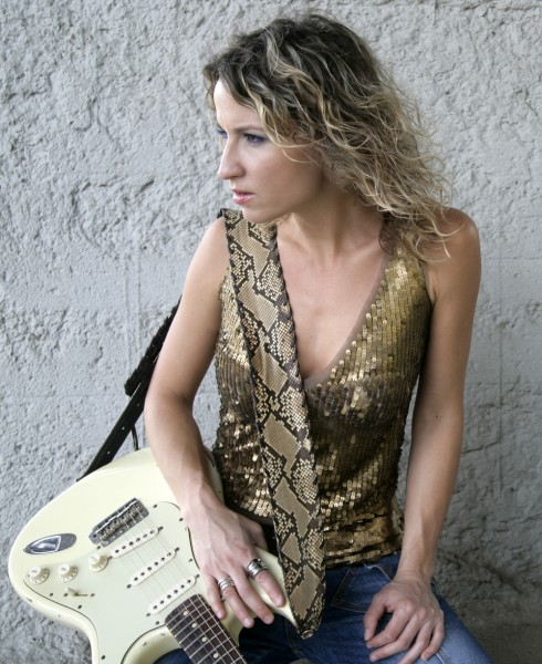 Ana Popovic / Mike Zito Big Band (USA/YU)