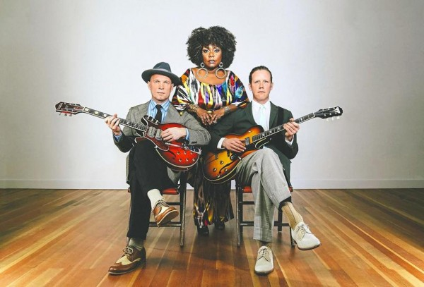 Blues-Festival mit Michelle David & The Gospel Sessions und der Patrik Jansson Band