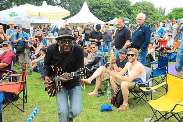 Blues-Festival: Karten bei Hölscher erhältlich