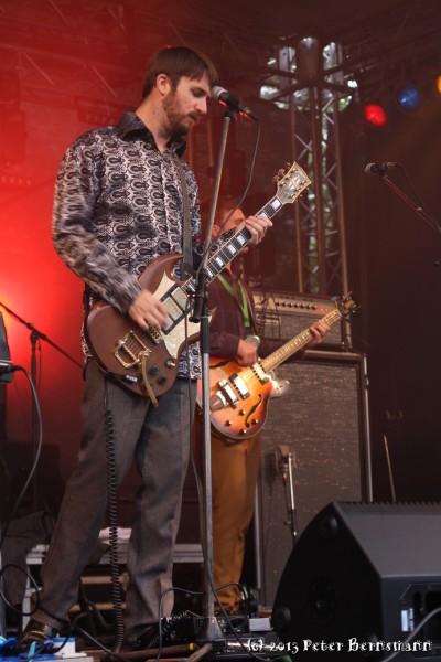 22. Grolsch Blues Festival - Monophonics