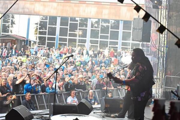So viele Fans wie noch nie: Richard Hölscher freut sich über viele junge Besucher