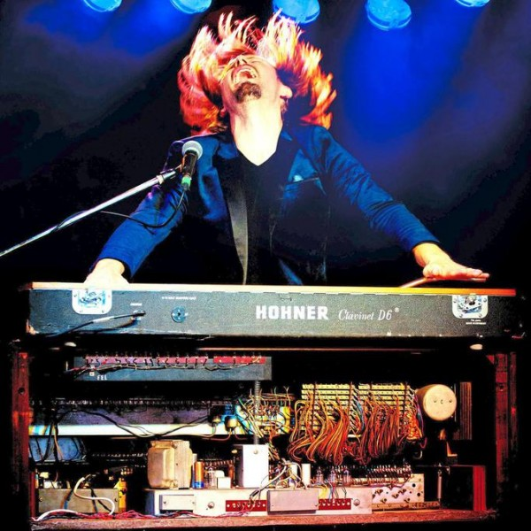 Fliegende Finger an der Orgel